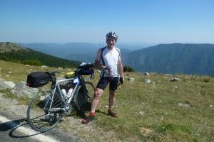 2012 - Brevet 1200 km du Massif Central