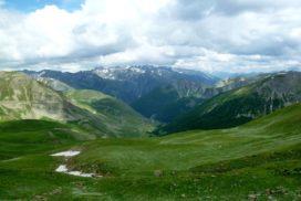 2014 - Route du col de la Bonette Restefond (05)