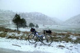 2013 - Route du col de Majalinos (Espagne)